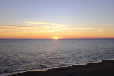 Sunrise from 807 Balcony